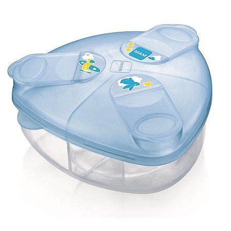 Dosador de leite em Pó Azul - MAM