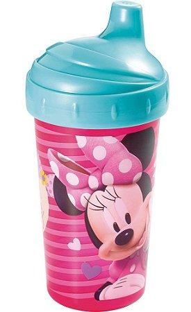 Copo com Bico Rígido 300ml Minnie Disney - Multikids Baby
