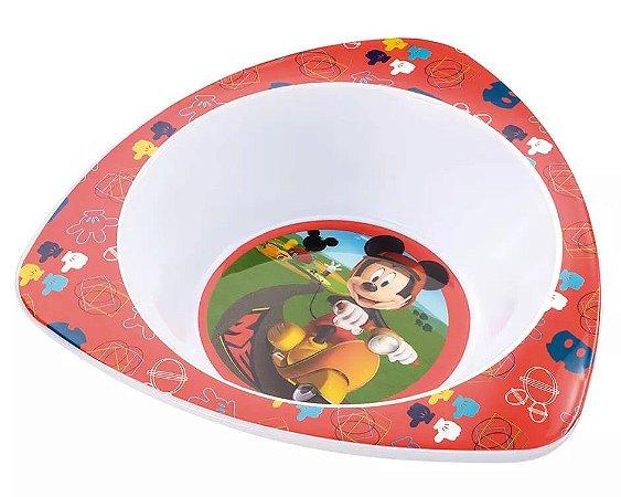 Prato Fundo para Microondas Mickey Disney - Multikids Baby