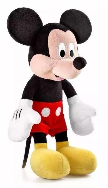 Pelúcia Mickey com Som Disney - Multikids Baby - Loja Tutti Amore bac1988c76