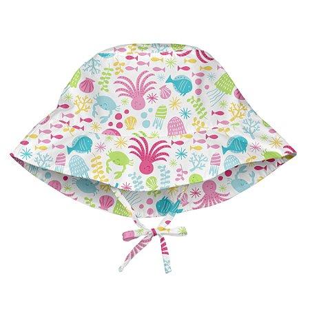 Chapéu de Banho Infantil com FPS +50 Sea World - iPlay