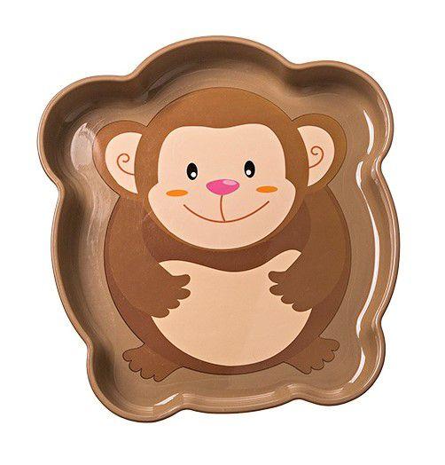 Prato ZOO Macaco - Girotondo Baby