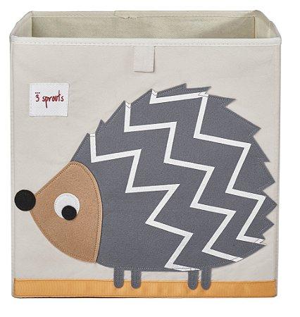 Organizador Infantil Quadrado Porco Espinho - 3 Sprouts