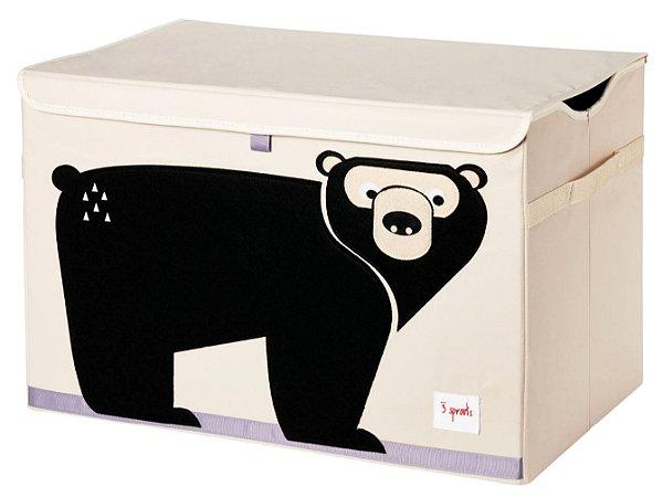 Organizador Infantil Retangular Urso - 3 Sprouts
