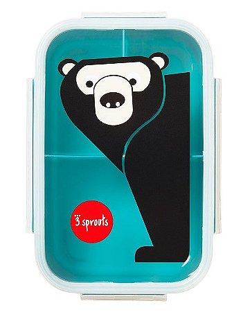 Bento Box (Porta Lanche e Comida) Urso - 3 Sprouts