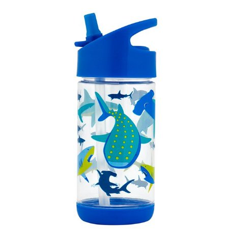 Garrafinha Infantil Flip Tubarão - Stephen Joseph