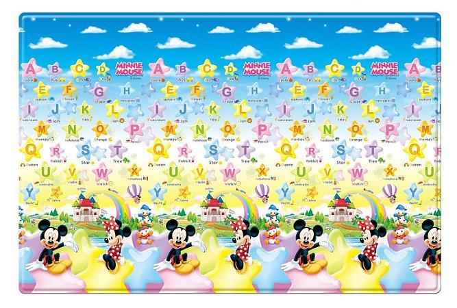 Tapete de Atividades Hi Mickey e Minnie Alfabeto - Girotondo Baby