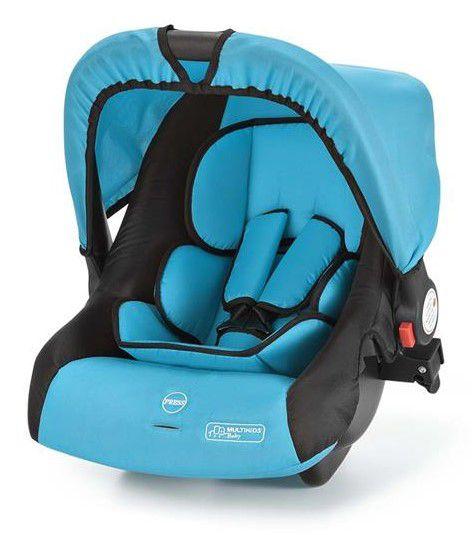 Bebê Conforto Koala 0 a 13Kg Azul - Multikids Baby