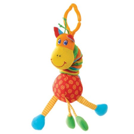 Móbile para Carrinho com Chocalho Jittering Girafa - Tiny Love