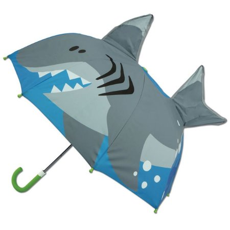 Guarda Chuva Infantil 3D Tubarão - Stephen Joseph