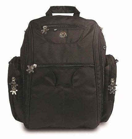 Bolsa Maternidade BackPack com Porta Lenço Mickey - Baby Go