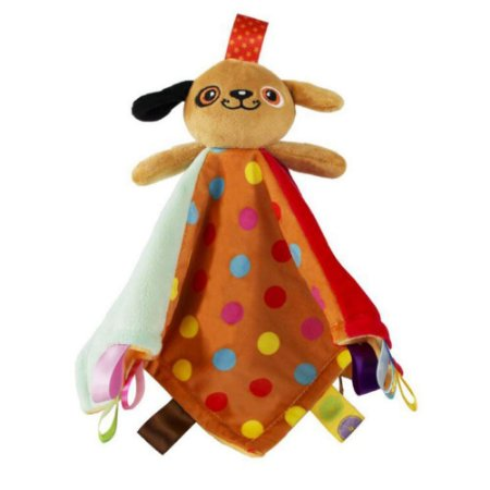 "Naninha Cachorro ""Taggies Blanket"" - Happytime"