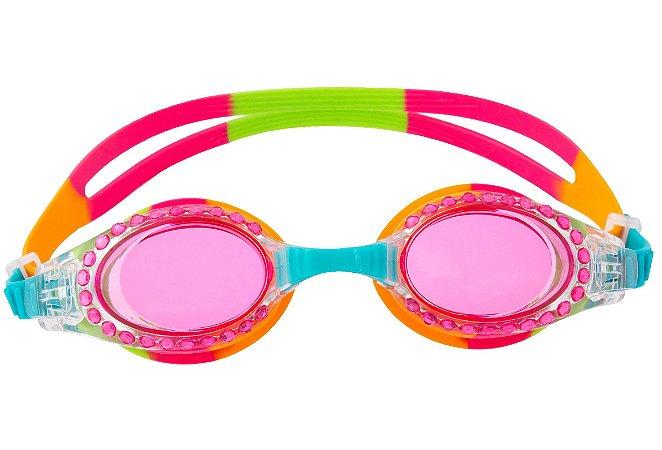 Óculos de Natação com Brilho Chuva de Verão - Stephen Joseph