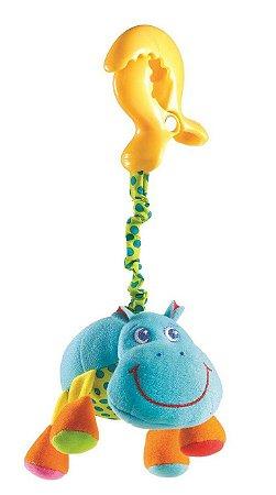 Móbile para Carrinho com Chocalho Hipopótamo Harry - Tiny Love