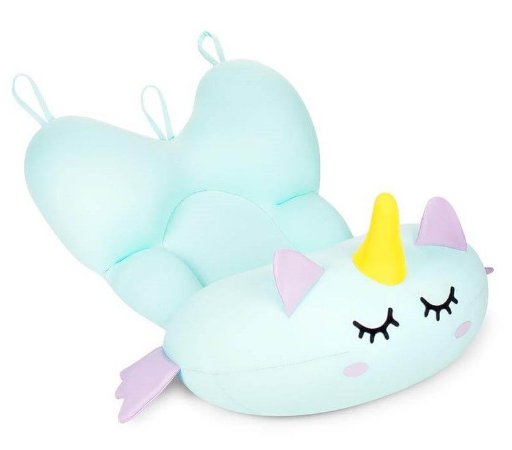 Almofada de Banho para Bebê Unicórnio - Baby Pil