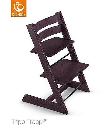 Cadeira de Alimentação Tripp Trapp Ameixa - Stokke