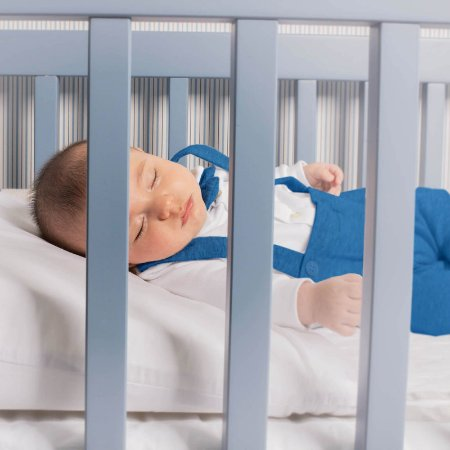 Almofada Anti Refluxo para Bebê Branco - Infanti