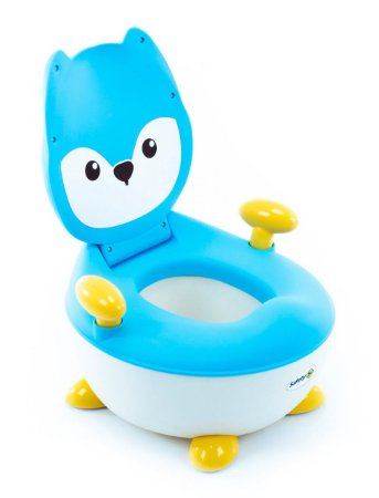 Troninho Fox Potty Azul - Safety 1st
