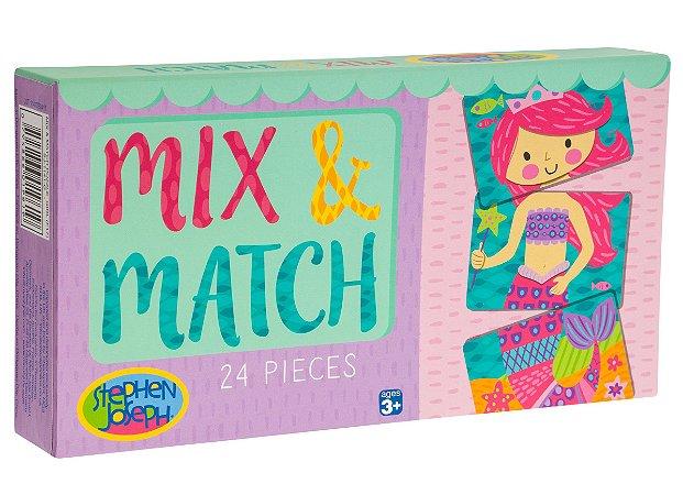 Mix & Match Girl 24 peças - Stephen Joseph
