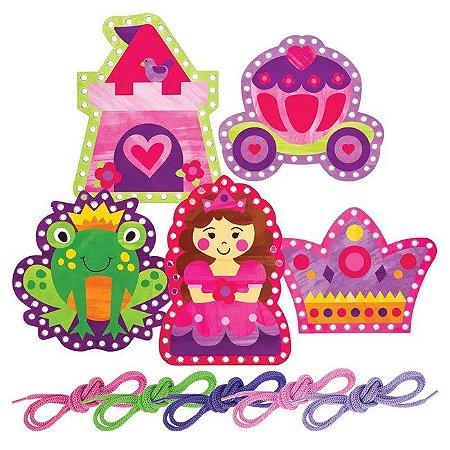 Brinquedo Passa Cordão Princesa - Stephen Joseph