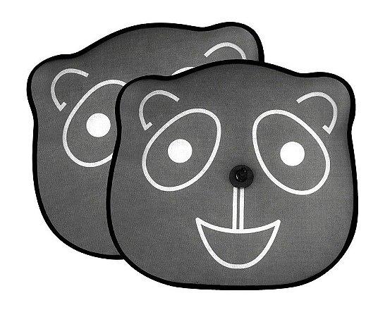 Redutor de Claridade Duplo Urso Preto - Girotondo Baby