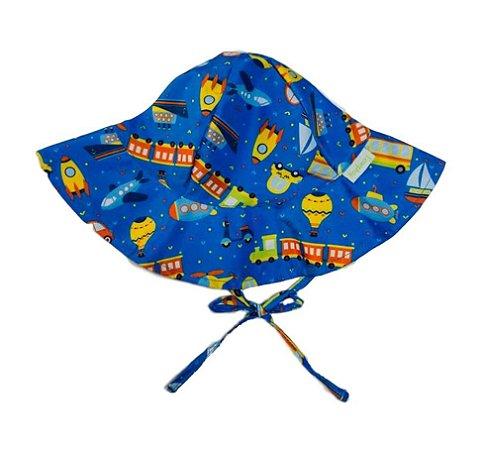 Chapéu de Banho Infantil com FPS +50 Toy - Ecoeplay