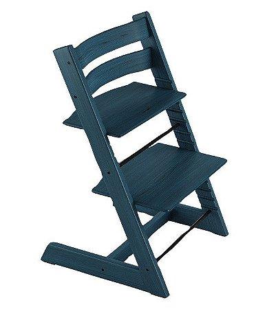 Cadeira de Alimentação Tripp Trapp Azul Marinho - Stokke