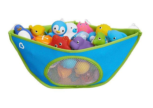 Organizador para Brinquedos de Banho Azul - Munchkin