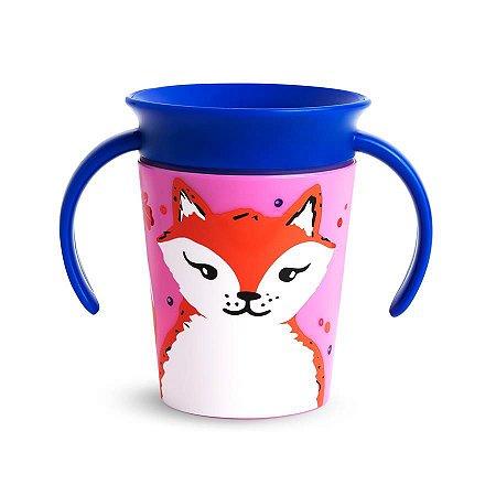Copo de Treinamento 360 (Miracle Cup) Wild Raposa - Munchkin