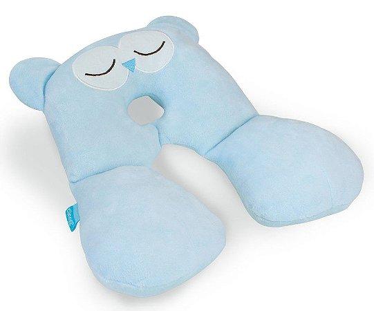 Protetor de Pescoço com Apoio Azul - Clingo