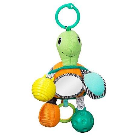 Móbile com Espelho Infantino Tartaruga - Infantino