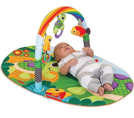 Tapete de Atividades Infantino Tartaruga Explore & Store - Infantino