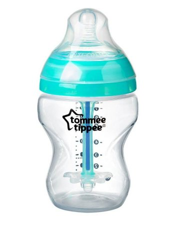 Mamadeira Tommee Tippee Advanced Anti Cólica 260ml Neutra