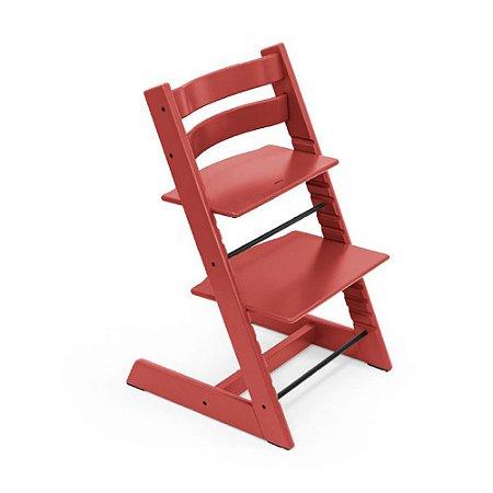 Cadeira de Alimentação Tripp Trapp Tijolo - Stokke