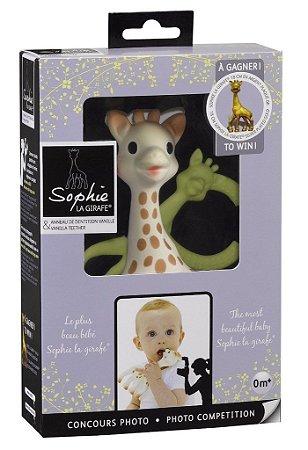 Sophie La Girafe Premium com + Mordedor Anel de Dentição Vulli - Mordedor Infantil