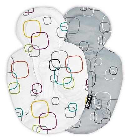 Acolchoado Dupla Face para Cadeira Mamaroo - 4Moms