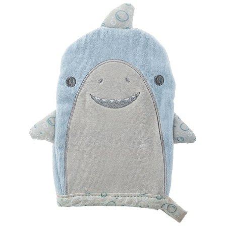 Luva para Banho Fantoche Tubarão - Stephen Joseph