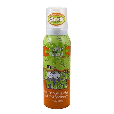 Boogie Mist - Spray Nasal Fresh Scent Anti Resfriado 89ml (Menta)