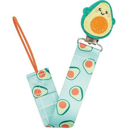 Prendedor de Chupeta Frutti Avocado - Buba