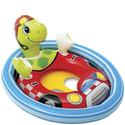 Baby Boat Minha Primeira Boia Tartaruga - Intex