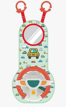 Brinquedo Motorista Reserva com Luzes e Sons - Dican