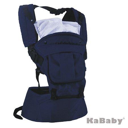Canguru Seat Line Azul - Kababy