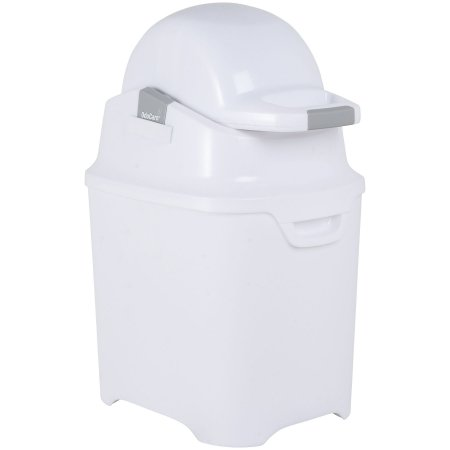 Lixeira Odocare Anti-Odor para 40 Fraldas Branca - Kiddo