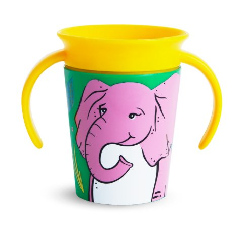 Copo de Treinamento 360 (Miracle Cup) Wild Elefante - Munchkin