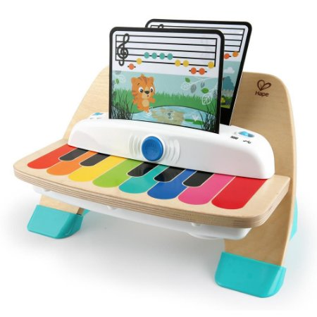 Piano Musical Infantil Magic Touch Hape - Baby Einstein