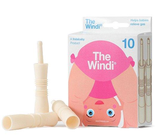 THE WINDI – A Solução Natural Para os Gases e as Cólicas dos Bebês (By Nosefrida)