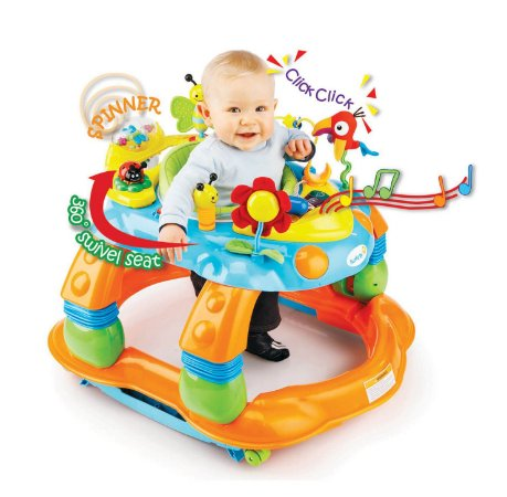 Andador Centro de Atividades Melody Gardem - Safety 1st