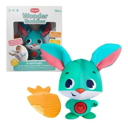 Brinquedo para Bebê Interativo Wonder Buddies Thomas - Tiny Love