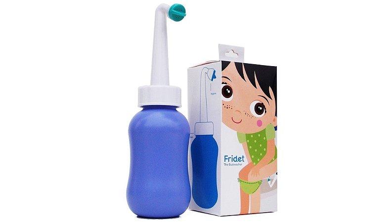 The Buttwasher - Ducha Higiênica Portátil para Bebê e Criança Fridet (By Nosefrida)