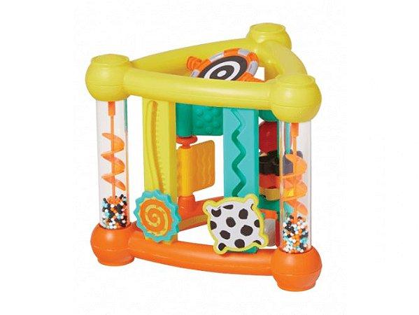 Brinquedo Triângulo de Atividades Interativo - Infantino